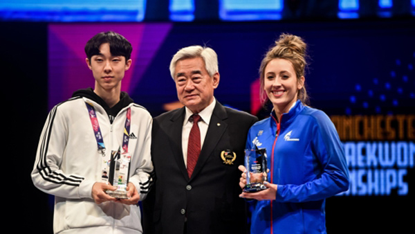 우리나라 태권도, 세계선수권 2연속 남녀 동반 종합우승