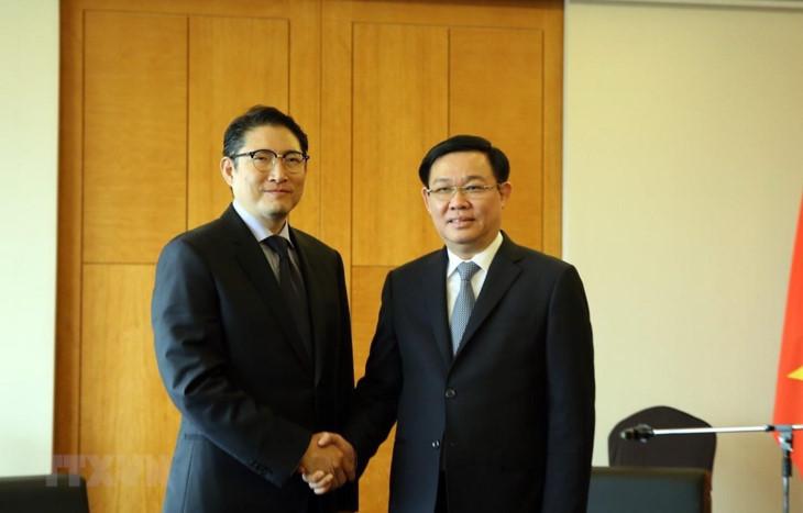 베트남 부총리 한국 기업 협력
