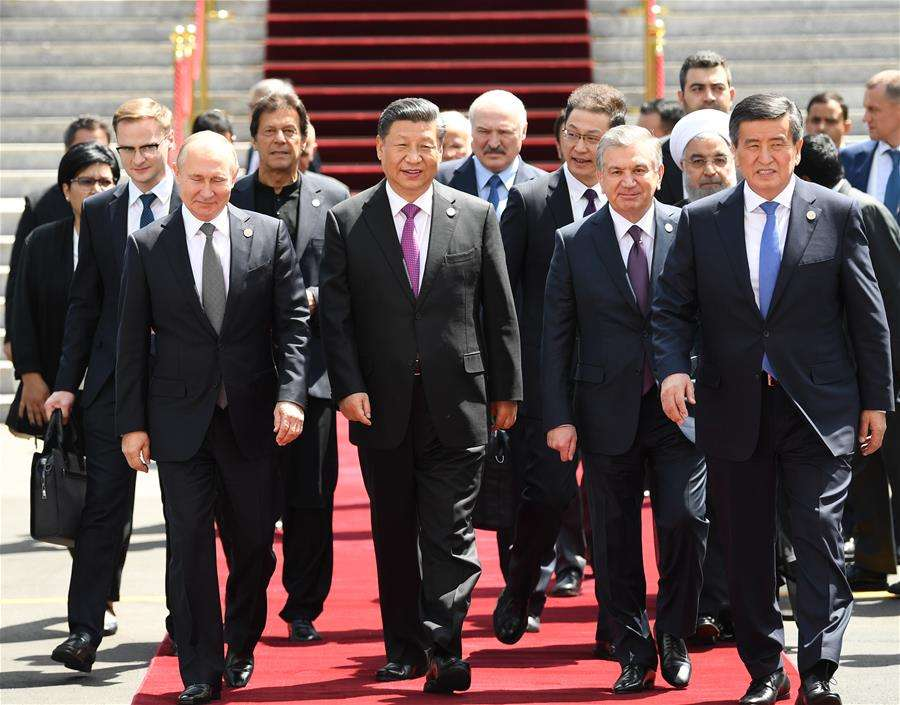 중국, 키르기스스탄 원조 프로젝트 조기 완공 전망